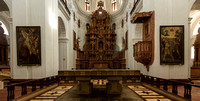 Church Altar Old Goa 2