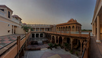 Gabhana Fort Palace Courtyard