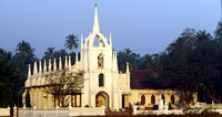 Saligao Church in Calangute