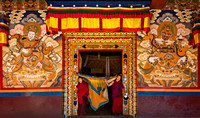 Tawang Monastery Entrance