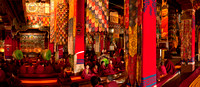 Monks in Tawang Monastery 3